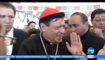 noticias, forotv, Norberto Rivera, presenta, renuncia, Vaticano