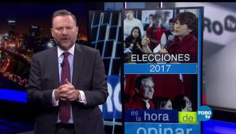 noticias, forotv, Resultados electorales, Leo Zuckermann, Andrés Antonius, Gerardo Esquivel