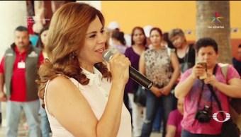 noticias, televisa, Perla Negra, presidenta, DIF, Zacatecas