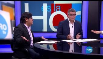 noticias, forotv, Jóvenes políticos, analizan, jornada electoral, Leo Zuckermann