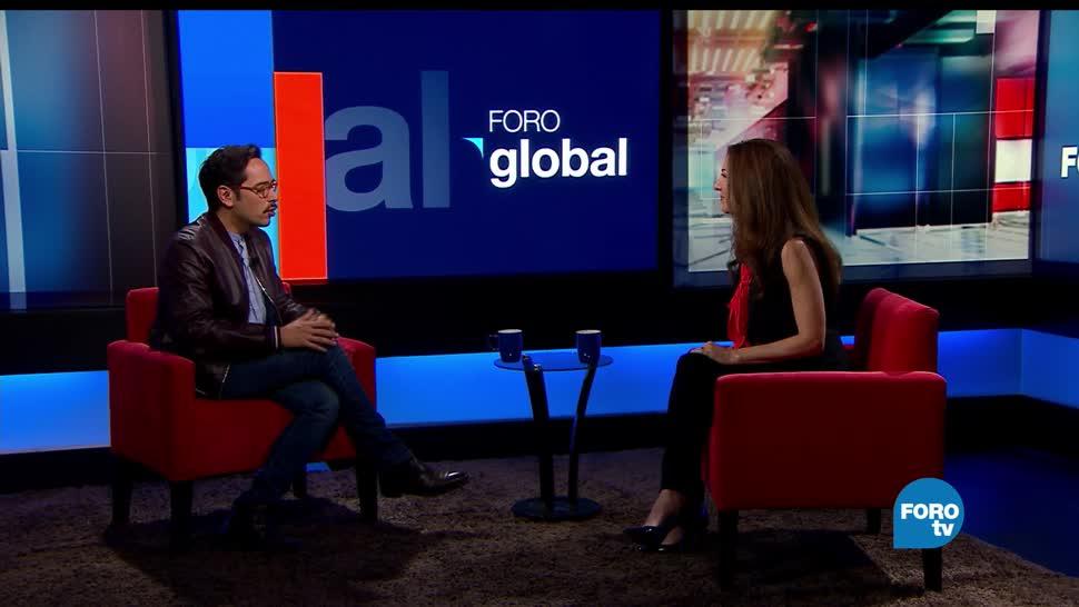 noticias, forotv, Genaro Lozano, entrevista, Rina Mussali, reunión Interparlamentaria