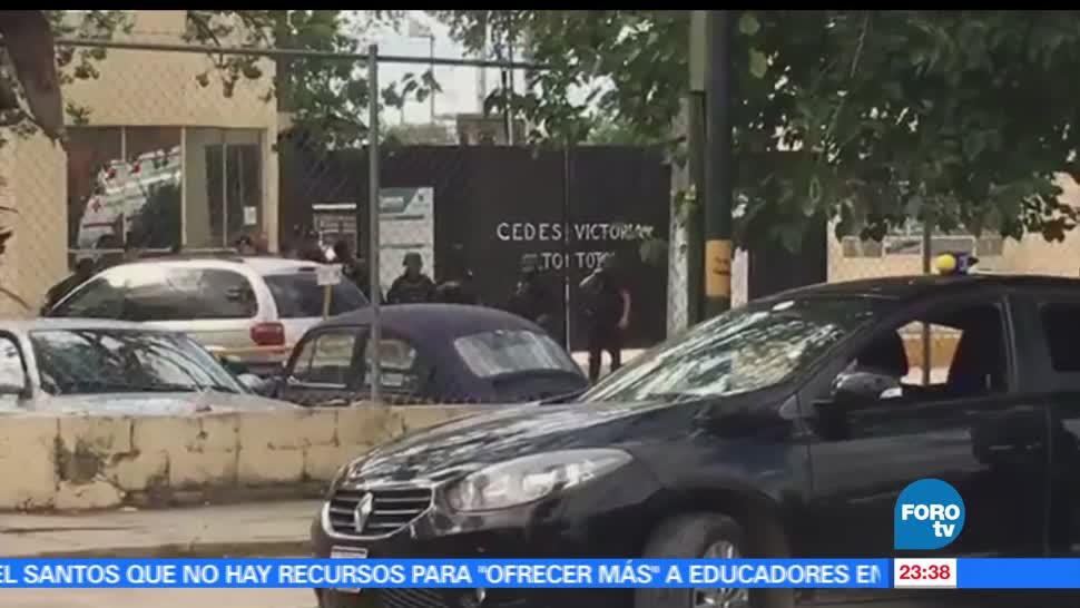 noticias, forotv, Controlan, situación, penal Ciudad Victoria, Tamaulipas