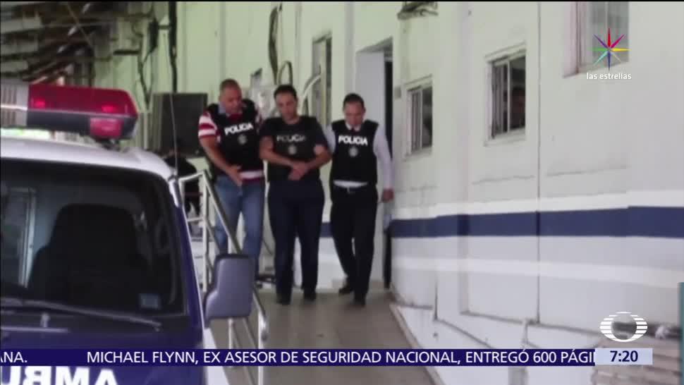Tribunal Superior de Panamá, detención de Roberto Borge, México, extradición