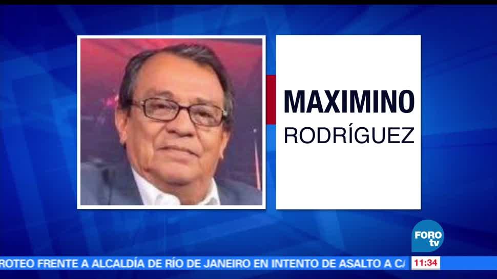 juez, orden de aprehensión, periodista Maximino Rodríguez, La paz, Baja California
