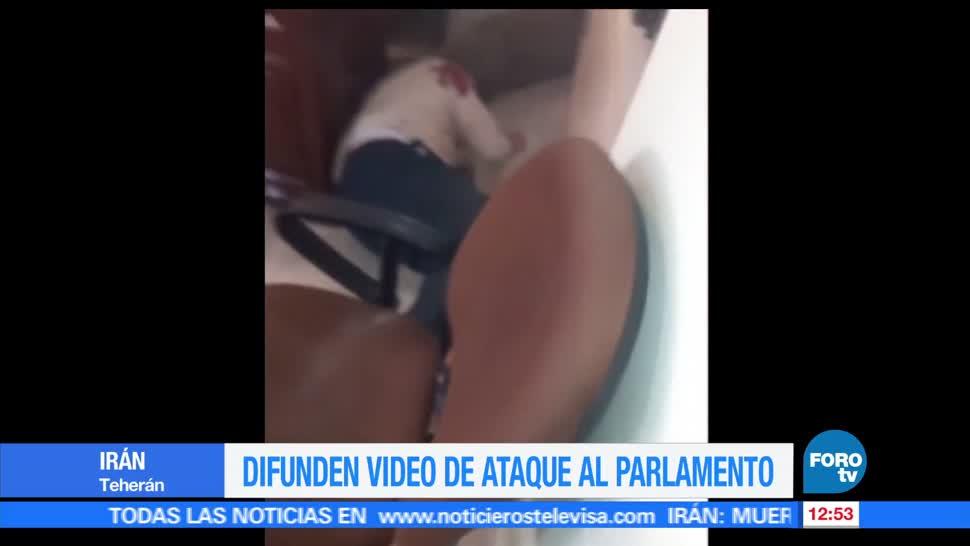 noticias Amaq, Estado Islámico, ataque al Parlamento, Irán
