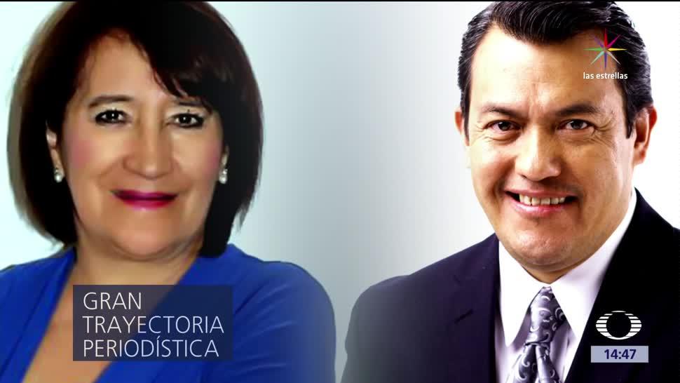 noticias, televisa, Reconocen, reporteros, Noticieros Televisa, Senado de la República