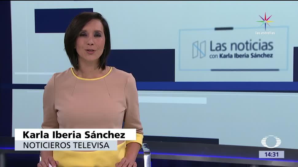 noticias, televisa, Las noticias, con Karla Iberia, Programa, 7 de junio 2017
