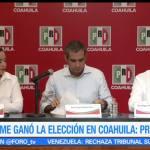 Riquelme, ganó, elección, Coahuila, elecciones, Recuento