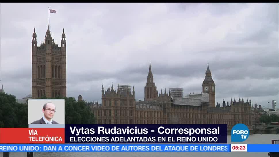 Reino Unido, elecciones, Parlamento, campaña electoral, atentados terroristas
