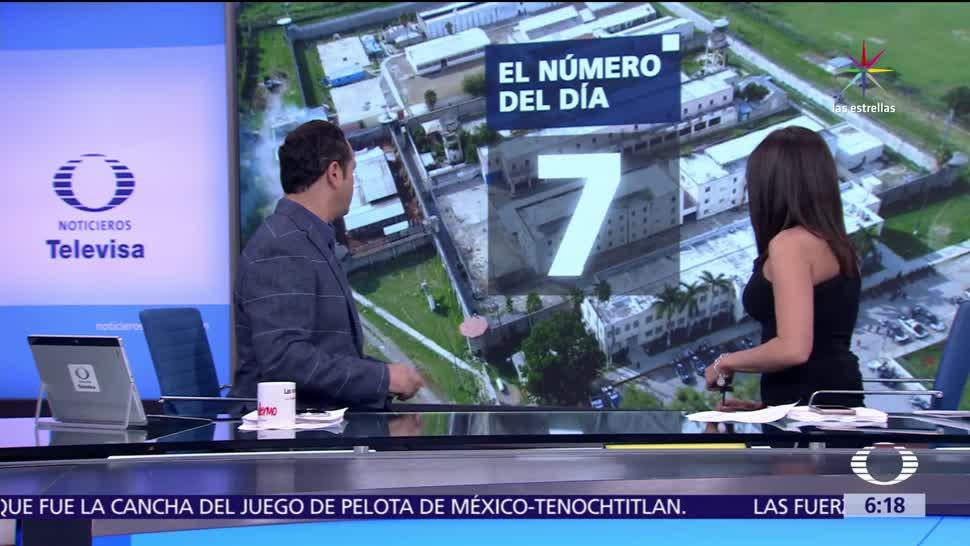 saldo de muertos, enfrentamiento, reos, policías, penal de Ciudad Victoria, Tamaulipas