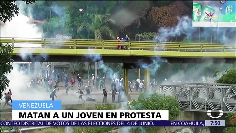 protestas en Venezuela, contra del régimen, Nicolás Maduro, nueve semanas