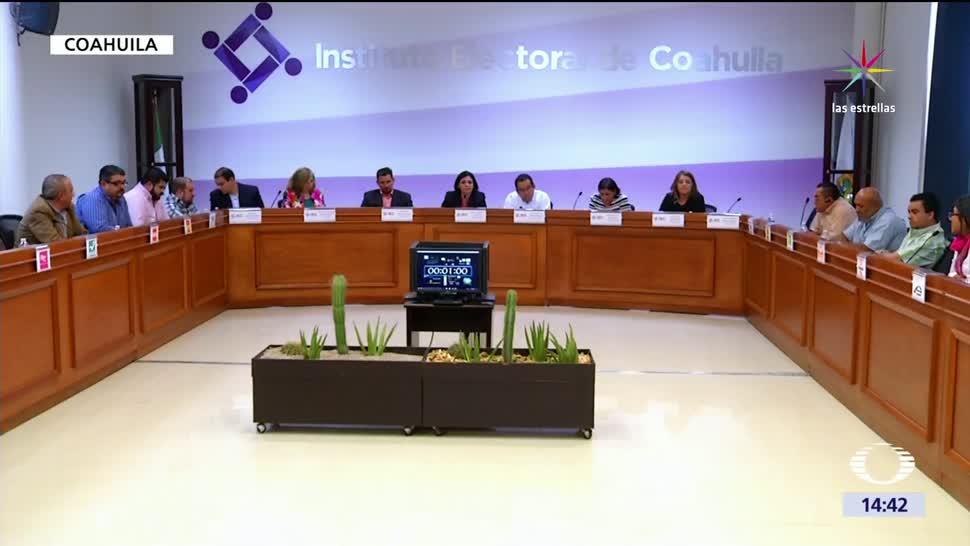 noticias, televisa, Casi terminado, cómputo, votos, Coahuila