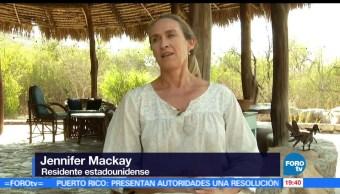 Jubilados, estadounidenses, cumplen, sueño mexicano, Alamos Sonora