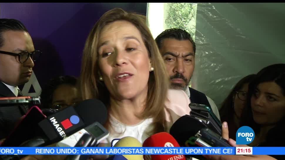 Margarita, Zavala, arranca gira, México, PAN, 2018