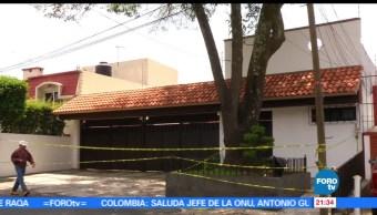 Investigan, muerte, familia, CDMX, magdalena contreras, suicidio