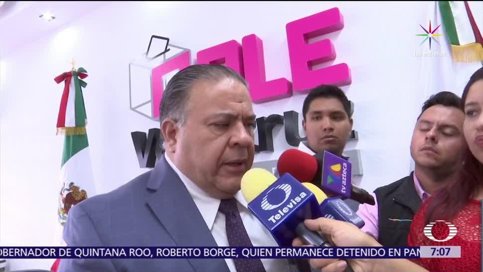Finaliza cómputo, votos, municipales, Veracruz