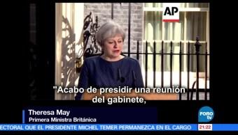 Theresa May, pierde, mayoría, absoluta, elecciones, Reino Unido