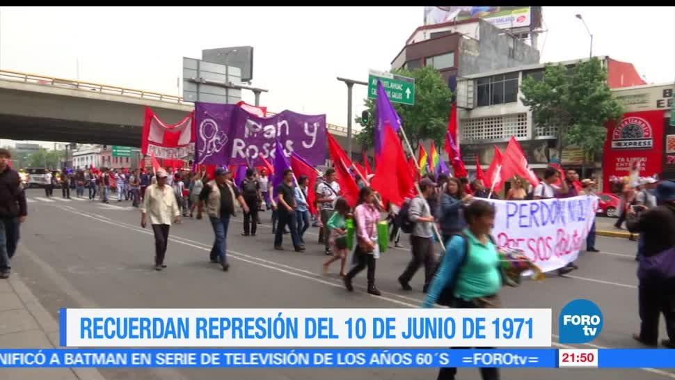 Estudiantes, recuerdan, represión, 10 de junio, 1971, alconazo