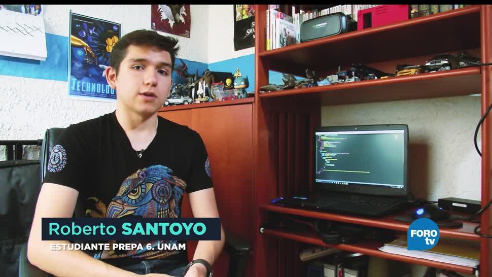 Alumno, UNAM, forma, parte, Academia de Ciencias, Nueva York