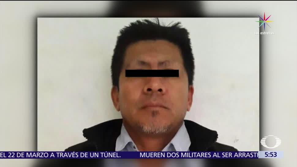 Agentes, Fiscalía del Estado de México, presunto homicida, menor, Nezahualcóyotl