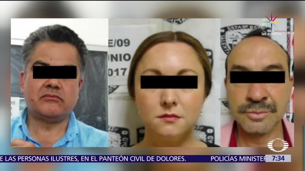 exfuncionarios, gobierno de César Duarte, peculado, dinero del erario