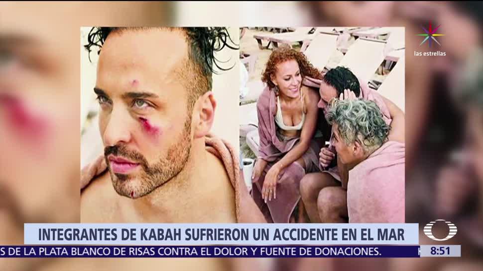 integrantes de Kabah, accidente, sencillo Por Siempre, Tulum, Quintana Roo