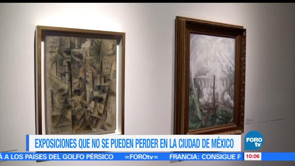 Sofía Escobosa, reportaje, exposiciones, Ciudad de México