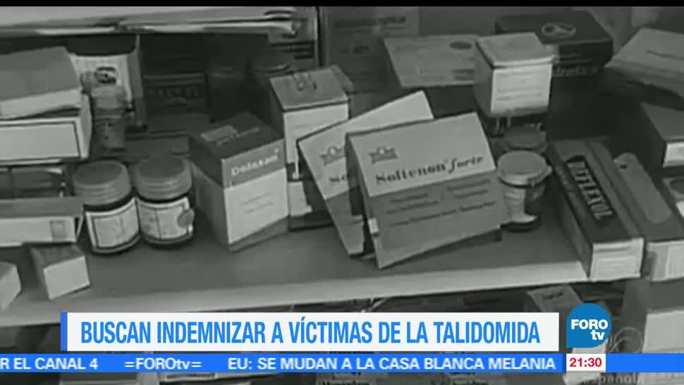 noticias, forotv, España, lucha, contra los efectos, Talidomida