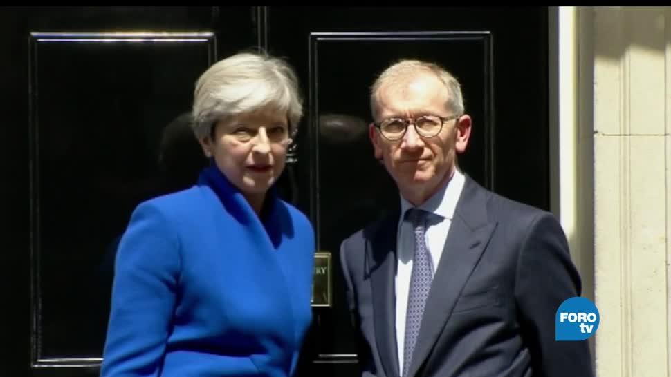 Noticias, forotv, Londres, resultados elecciones, Theresa May, Reino Unido