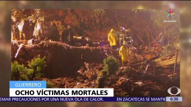 soldados muertos, alud, San Miguel Totolapan, Guerrero, cuerpos, localizados