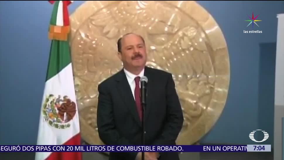 exgobernador de Chihuahua, César Duarte, justicia, delitos federales