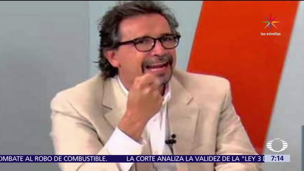 poeta mexicano-venezolano, Gustavo Tovar, Despierta con Loret, embajada, México, Caracas