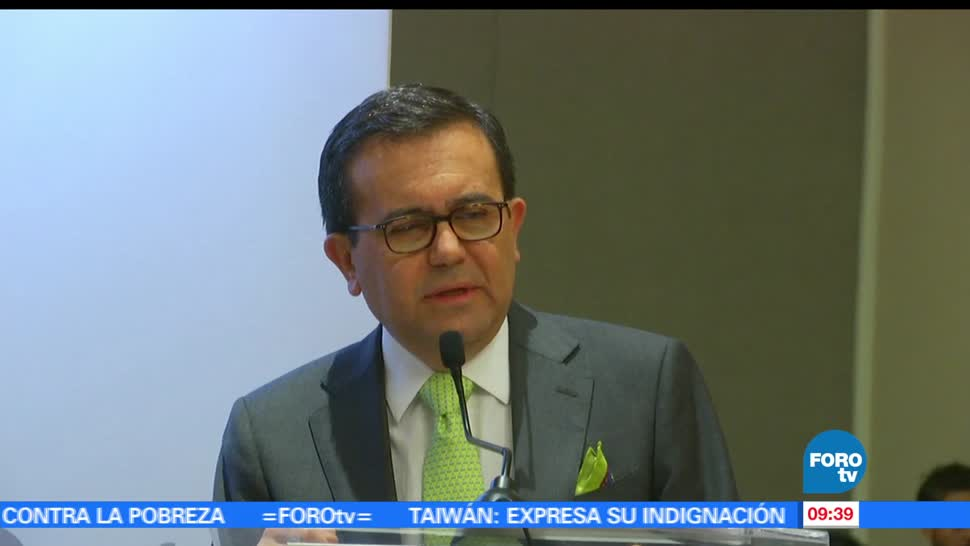 Ildefonso Guajardo, secretario de Economía, prácticas, leyes, apertura comercial