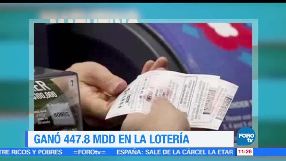 sorteo de la lotería, números ganadores, tienda de California, California