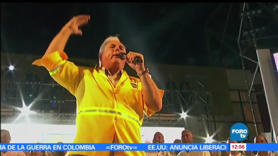 expresidente de Panamá, Ricardo Martinelli, arrestadom sur de Florida, Estados Unidos