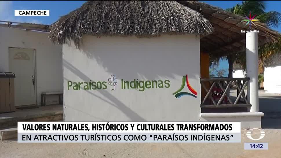 Comunidades, Campeche, convierten, Paraísos Indigenas