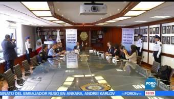 SSP-CDMX, México Evalúa, combatirán, delitos de alto impacto