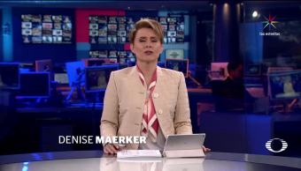 noticias, televisa, En Punto, Programa, 13 de junio de 2017, Denise Maerker