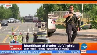 Partido Republicano, México, Larry Rubin, tiroteo en Virginia, congresista