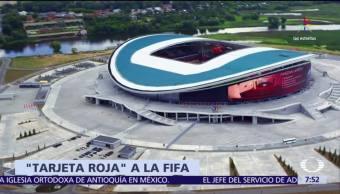 organización Human Rights Watch, FIFA, Rusia, Mundial del 2018