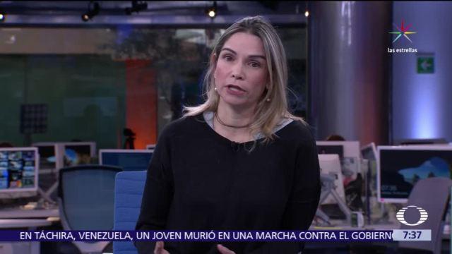 Marisela Tovar, Despierta con Loret, salida, Venezuela