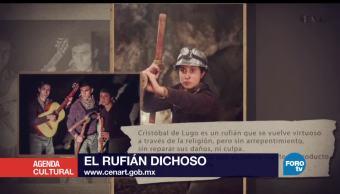 La Agenda Cultural, fin de semana, Mario Campos,