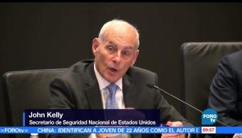John Kelly, participa, Conferencia de Prosperidad y Seguridad para Centroamérica, secretario de Seguridad Nacional de Estados Unido