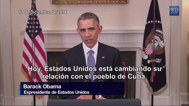 restablecimiento, entre, Cuba, Estados Unidos, Barack Obama, Raúl Castro