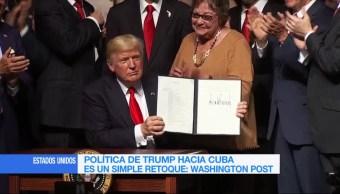 Washington post, critica, nueva política, contra cuba,