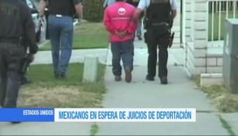Suman, 131 mil mexicanos, juicio, deportación