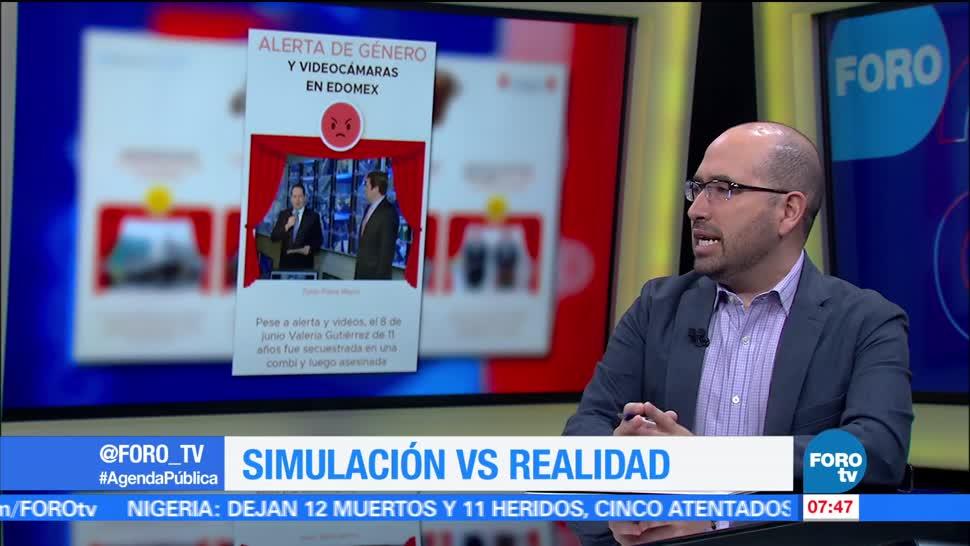 Claudio Flores, vicepresidente de Lexia, narrativas de simulación, narrativas de realidad