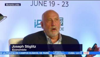 Premio Nobel de Economía, Joseph Stiglitz, riqueza, Thought Leaders Event