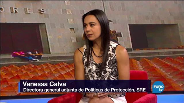 noticias, televisa, Genaro Lozano, entrevista, Vanessa Calva, red consular