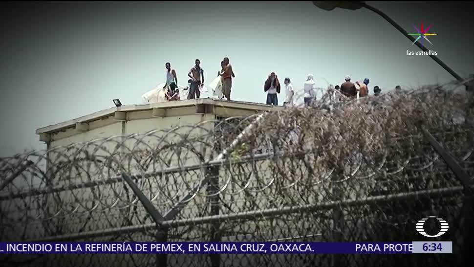 motín en penal, penal de Topo ChicoMonterrey, Nuevo León, lesionados